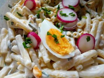 maccaronelli-salat mit wellenspiesse - Rezept - Bild Nr. 34