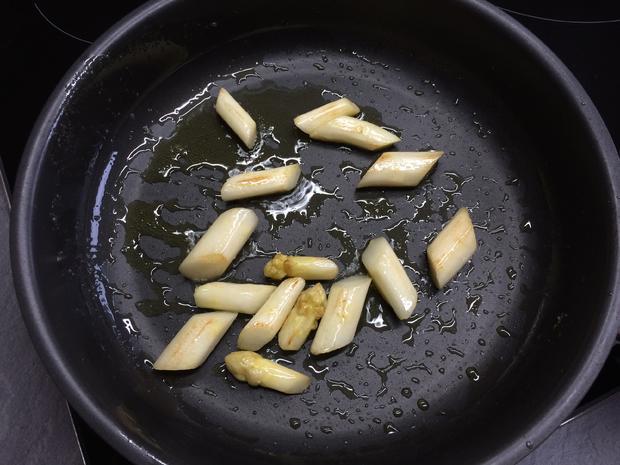Pasta mit Spargel und Schinken - Rezept - Bild Nr. 29