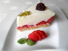 Kleine Erdbeer - Quarksahne - Torte - Rezept - Bild Nr. 33
