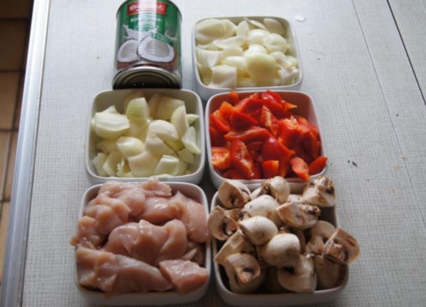 Hähnchenbrustfilet-Gulasch mit Pellkartoffeln - Rezept - Bild Nr. 31
