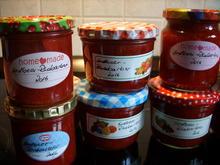 Konfitüre & Co: Erdbeer-Rhabarber mit Vanille 2016 - Rezept - Bild Nr. 2