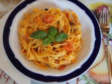 Schnelle Pasta - Rezept