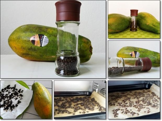 Papayapfeffer  selbst  herstellen - Rezept - Bild Nr. 41