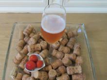 Champagner trifft auf Erdbeere - Rezept