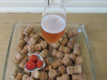 Rezept: Champagner trifft auf Erdbeere