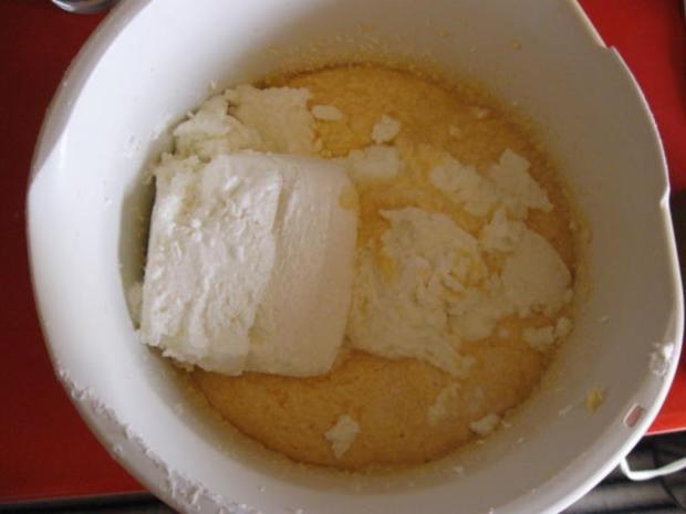 Bananen Käsekuchen mit weißer Schokolade - Rezept - Bild Nr. 97