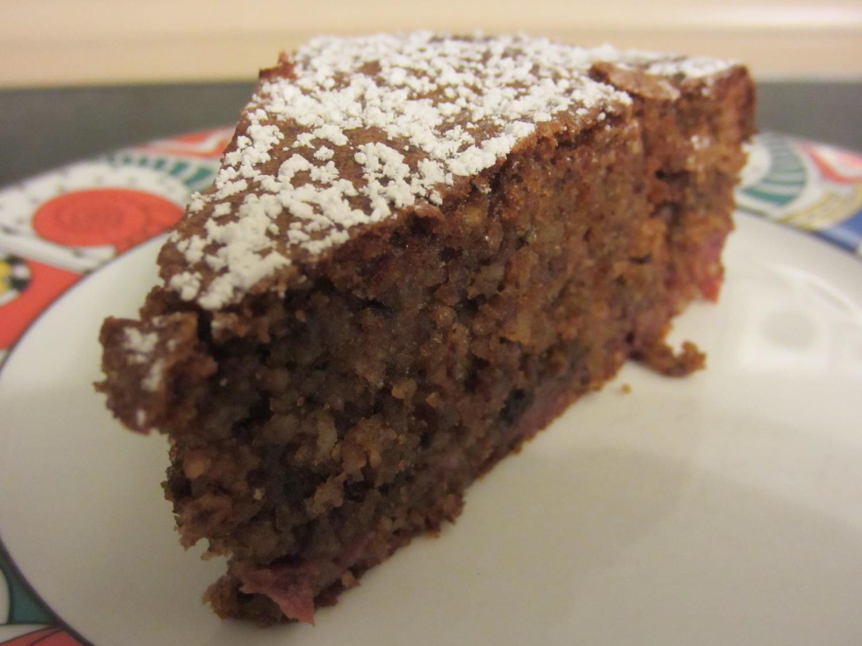 Saftiger Schoko Kirschkuchen Rezept Mit Bild Kochbar De