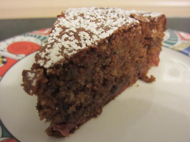 Saftiger Schoko Kirschkuchen Rezept Mit Bild Kochbarde