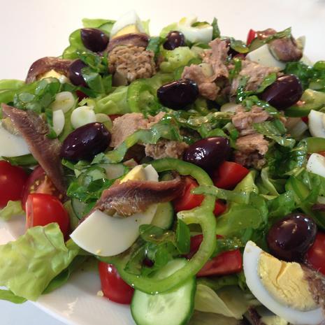 Salade Niçoise - Rezept - Bild Nr. 94