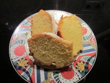 fluffiger Eierlikörkuchen - Rezept