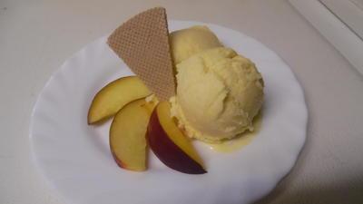 Aprikosen-Sahne-Eis - Rezept