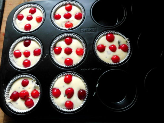 kirsch-muffins - Rezept - Bild Nr. 120