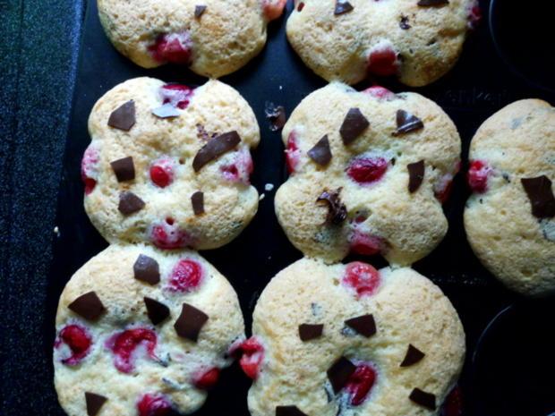 kirsch-muffins - Rezept - Bild Nr. 121