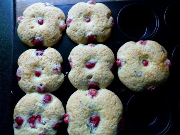 kirsch-muffins - Rezept - Bild Nr. 123