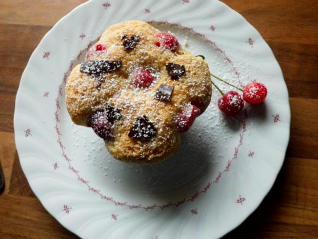 kirsch-muffins - Rezept - Bild Nr. 131
