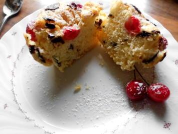 Rezept: kirsch-muffins