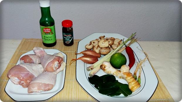 Tom Yam Gai Soup - Rezept - Bild Nr. 99