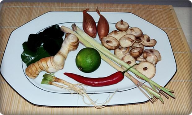 Tom Yam Gai Soup - Rezept - Bild Nr. 98