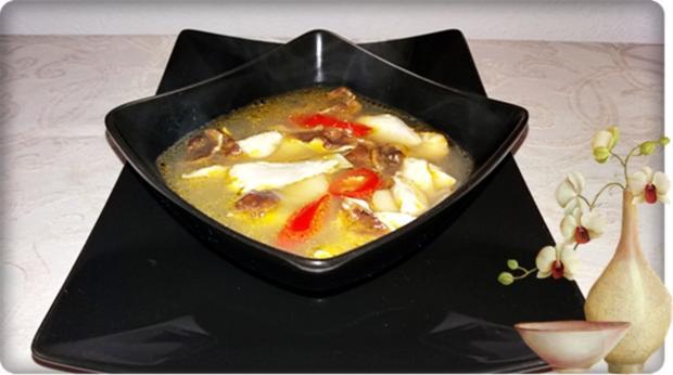 Tom Yam Gai Soup - Rezept - Bild Nr. 108