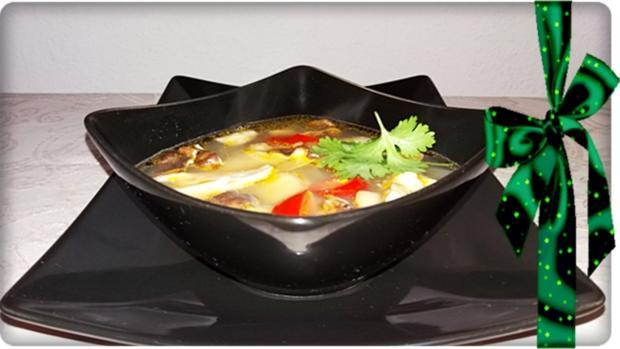 Tom Yam Gai Soup - Rezept - Bild Nr. 109