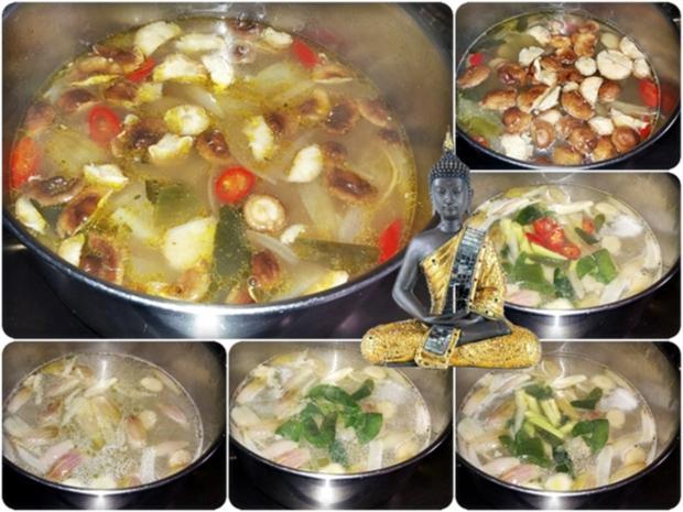 Tom Yam Gai Soup - Rezept - Bild Nr. 110