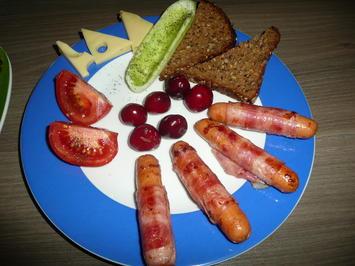 Das kleine Mittags Snack. - Rezept - Bild Nr. 102