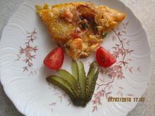 Omelett mit Kartoffeln und Garnelen - Rezept - Bild Nr. 103