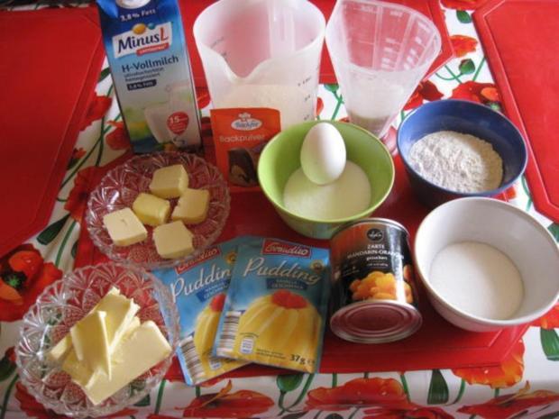 Pudding Streusel Kuchen - Rezept - Bild Nr. 107