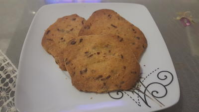 Rezept: Chocolate- Chip- Cookies