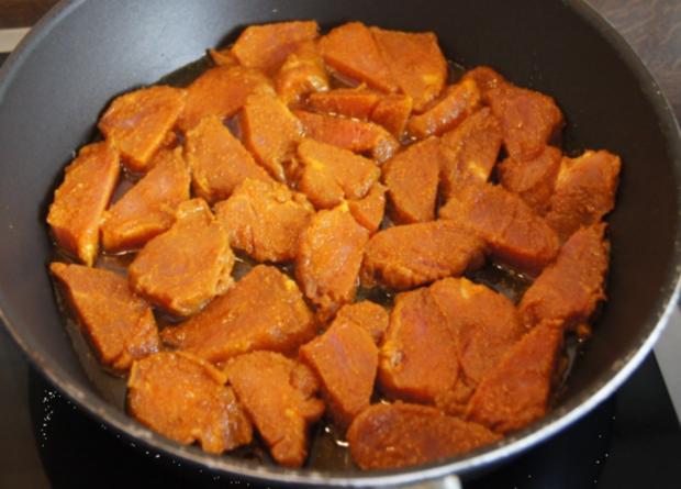 Schweinefiletspieße mit chinesischen Gurkensalat - Rezept - Bild Nr. 32