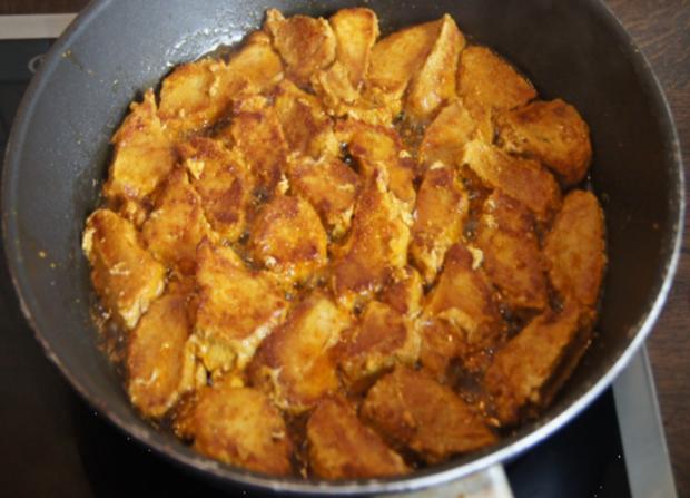 Schweinefiletspieße mit chinesischen Gurkensalat - Rezept - Bild Nr. 31
