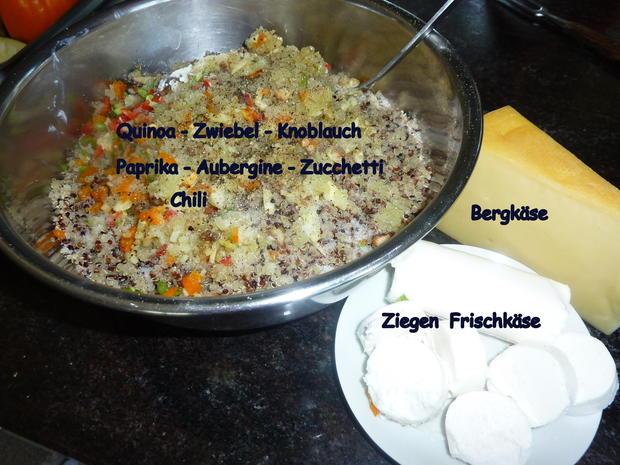 Gemüse mit Quinoa Füllung - Rezept - Bild Nr. 19