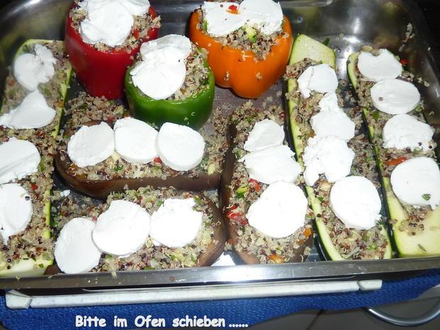 Gemüse mit Quinoa Füllung - Rezept - Bild Nr. 28