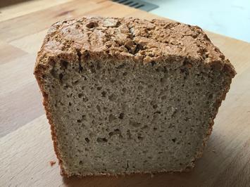 Rezept: Buchweizen-Brot