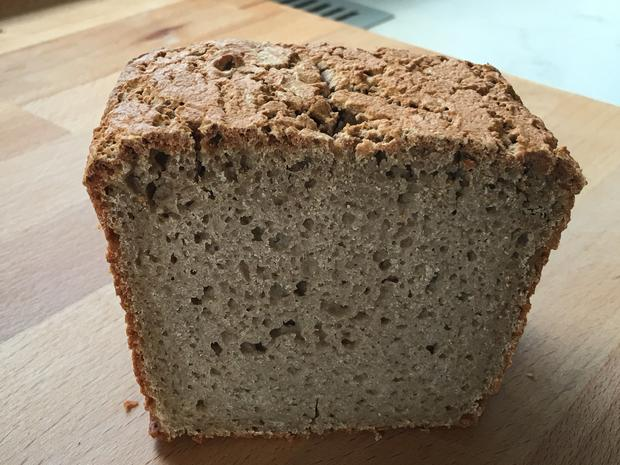 Buchweizen Brot Rezept Mit Bild Kochbar De
