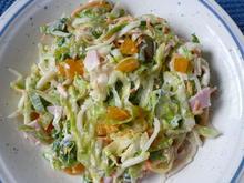 Spitzkohl - Salat - Rezept