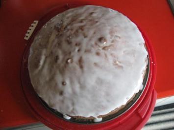 Rezept: Zitronen Kuchen mit Schmand