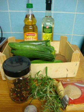 eingelegte Zucchini Sticks - Rezept - Bild Nr. 2