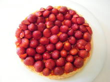Bisquit Tortenboden - Rezept