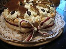 Backen: Tiramisu(ähnliche)torte - Rezept