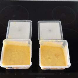 Pfirsichjoghurt-Amaretto-Sahne Eiscreme - Rezept - Bild Nr. 74