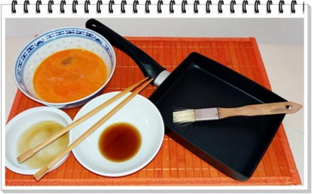 Tamagoyaki-Japanisches-gerolltes-Omelett - Rezept - Bild Nr. 77
