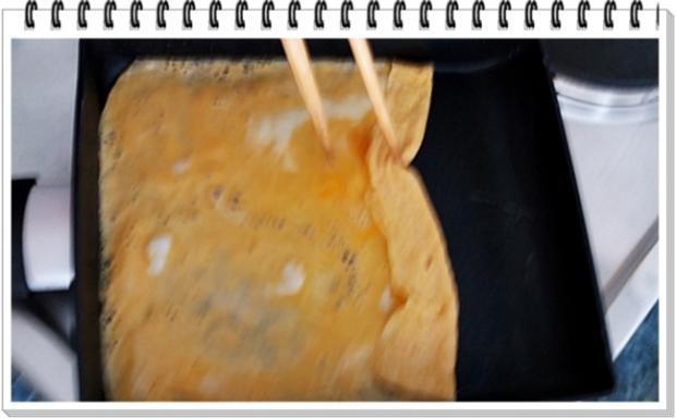 Tamagoyaki-Japanisches-gerolltes-Omelett - Rezept - Bild Nr. 82