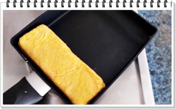 Tamagoyaki-Japanisches-gerolltes-Omelett - Rezept - Bild Nr. 84