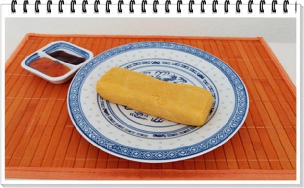 Tamagoyaki-Japanisches-gerolltes-Omelett - Rezept - Bild Nr. 86