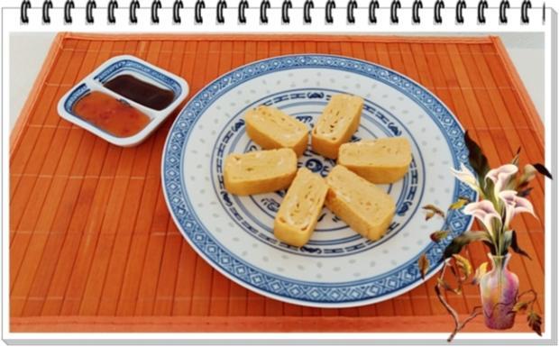 Tamagoyaki-Japanisches-gerolltes-Omelett - Rezept - Bild Nr. 88
