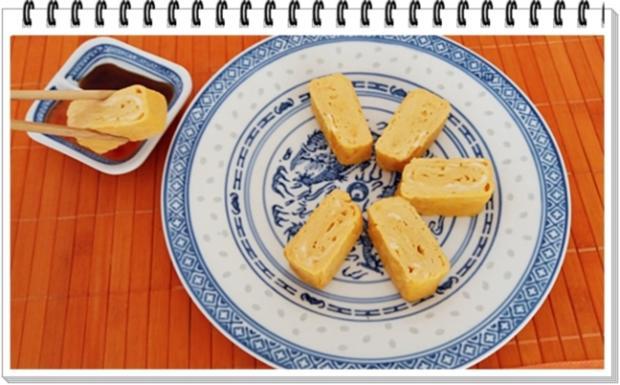 Tamagoyaki-Japanisches-gerolltes-Omelett - Rezept - Bild Nr. 89