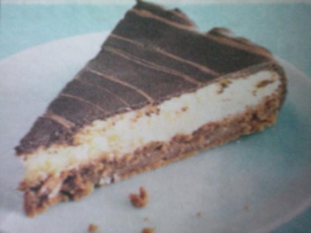 Schokoladen-Kokos-Kuchen - Rezept