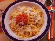 Knoblauch-Tomaten-Spaghetti - Rezept - Bild Nr. 91