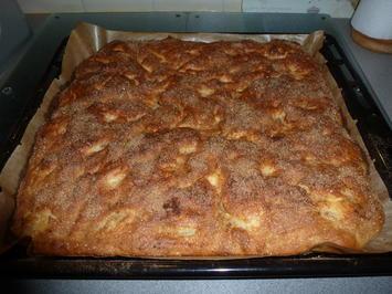 Fluffiger Zimt-Zucker-Kuchen - Rezept - Bild Nr. 111